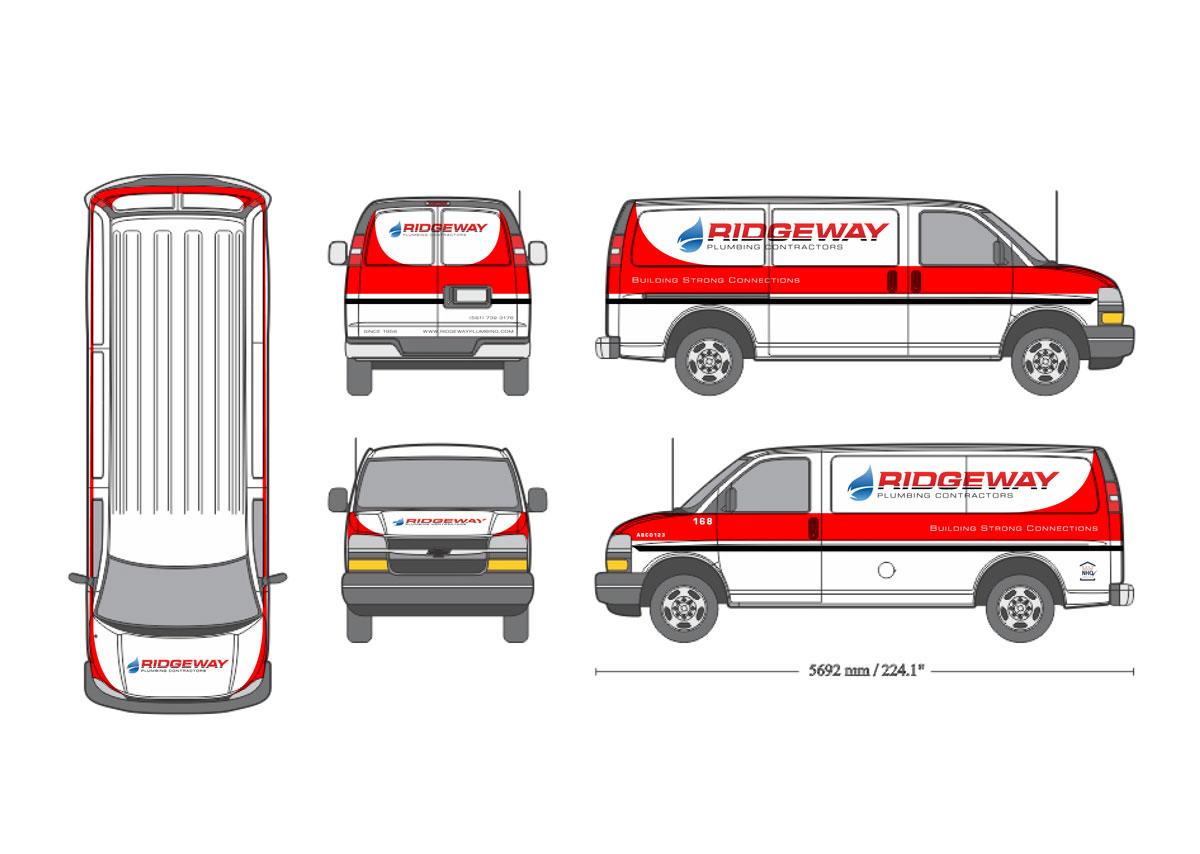 Mockup-Van