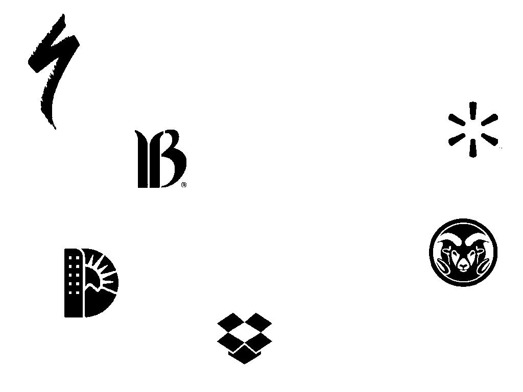 Logo vs Brand Identity: Logos Only