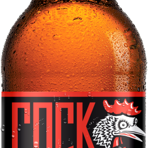 Cock 'n Bull's new Original soda label design