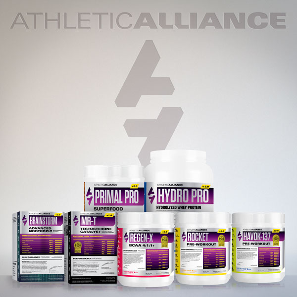 The Athletic Alliance Product Lineup