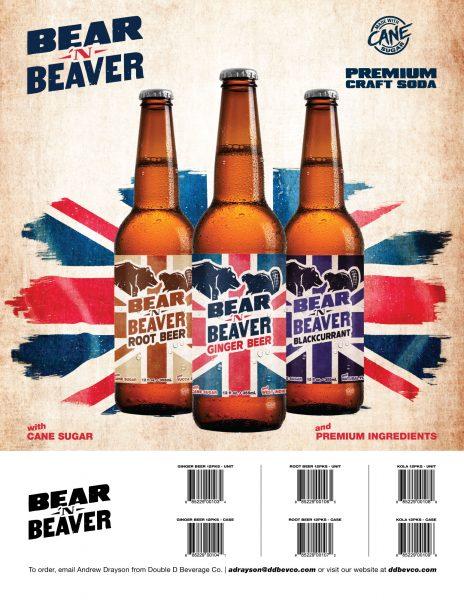 Bear 'n Beaver internal sell sheet