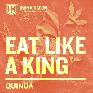 IK Eat Like a King series promo