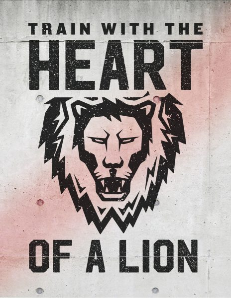 Train with the Heart of a Lion, Iron Kingdom